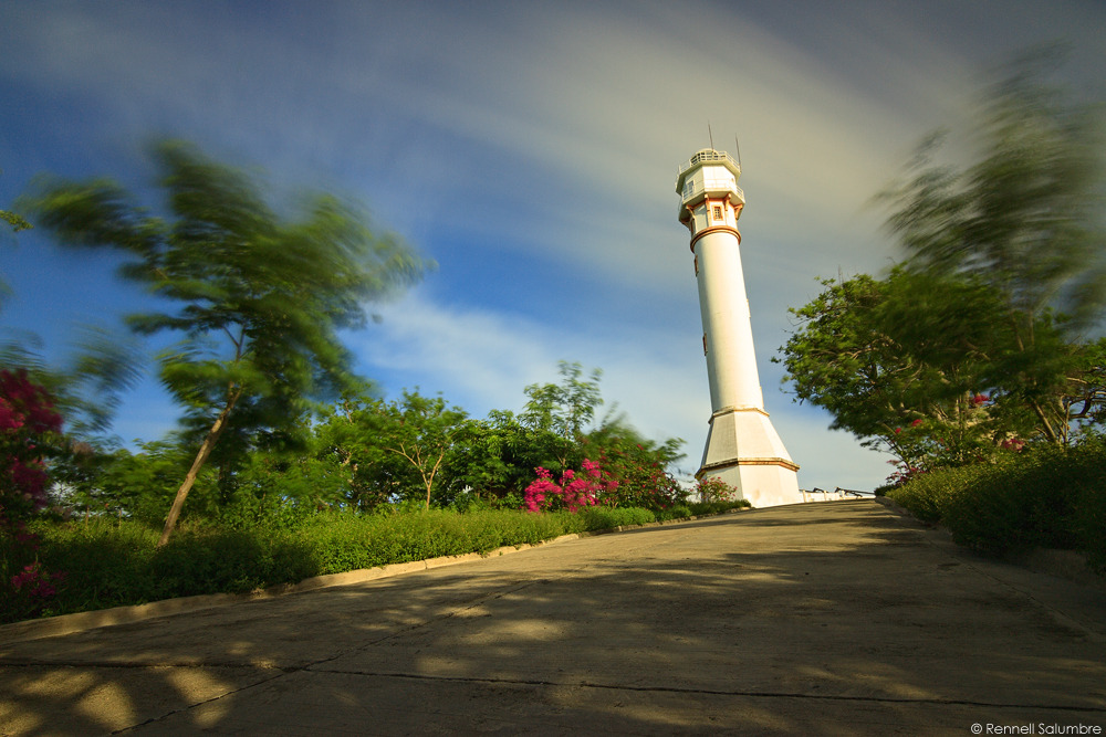 Bolinao Lighthouse  http://www.rennellsalumbre.tumblr.com/ask
