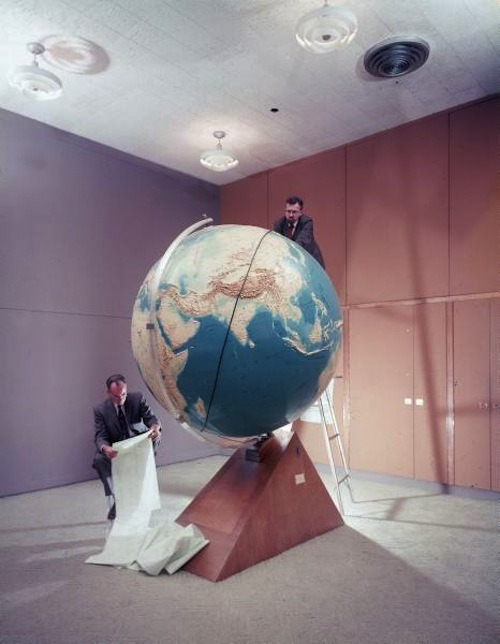 Right sized globe