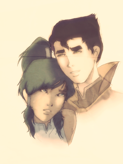 Korra: What happened? Bolin: You went all Avatar State on us. Korra: Oh. Did I … hurt anyone? Bolin: No. No, we're okay. We're all okay. —- Someone needs to save me. ;A; I've been going crazy with the Borra art and cheesy Borra lines. I thought I was gonna be a hardcore Makorra because the similarities between Zutara and Makorra are SO THERE but I don't- -dies- ON ANOTHER NOTE; I LOVE how they sneak parallels in the show. I cannot wait until Korra FINALLY meets Aang in the Avatar State. <3 I will cry buckets at that moment. BUCKETS. I live on the 8th floor and I will probably DROWN all the floors beneath me in my tears.