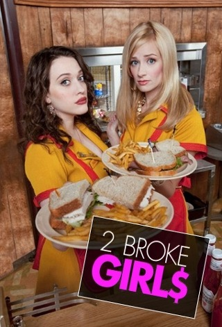 I am watching 2 Broke Girls                                                  12 others are also watching                       2 Broke Girls on GetGlue.com