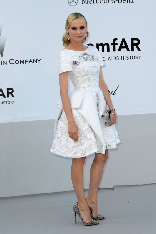 amfAR Cinema Against AIDS benefit at the Cannes film festival