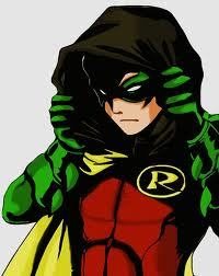 the-dark-knight-the-batman:  Damian Wayne!