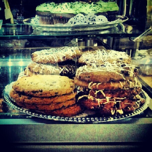 Cookies California-style (in Los Angeles)  (Taken with instagram)