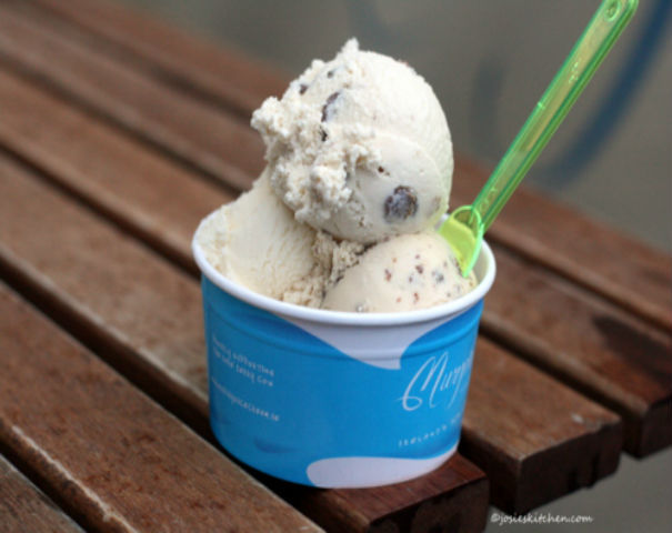 It is a perfect weekend for some ice cream treats…