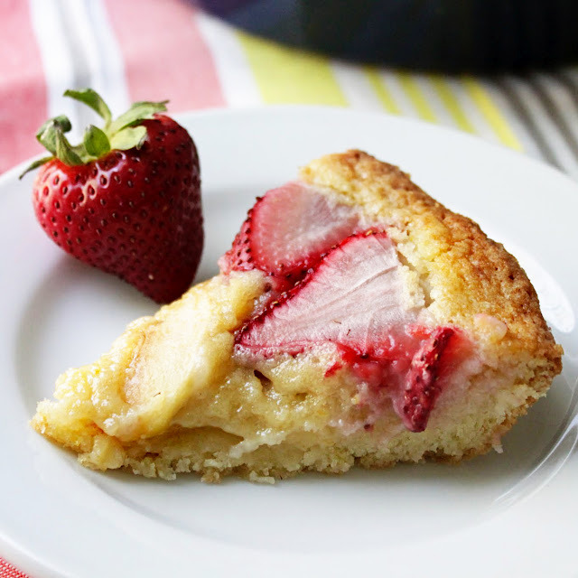 bakeddd:  strawberry apple torte click here for recipe