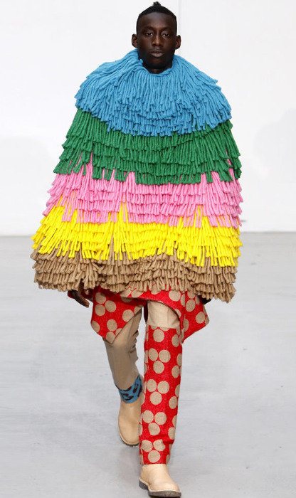 Walter Van Beirendonck, Fall/Winter 2011