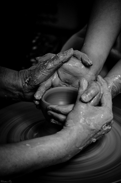 The Potter's Hand on Flickr.