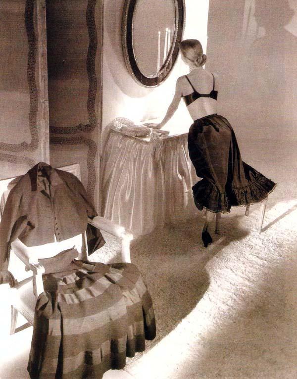 Horst P Horst advertisement 1947