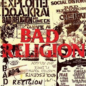 This was today's workout album - All Ages by Bad Religion. Couldn't tell ya why but Greg Graffin's shouts and yells about being fed up with the world, along those fast paced drums and screeching guitar solos make me feel like I'm running for my life - in a good way. Listen to this album at the gym and you'll definitely find yourself pissed off at everything, and suddenly racing with the person on the treadmill next to you. What do you guys dig listening to when you work out?