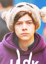 Harry Styles + beanies