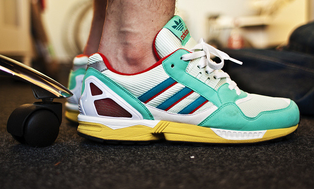 Adidas zx 9000 on Flickr.
