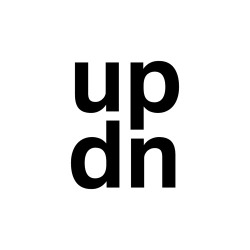 "typeverything:  Typeverything.com - ""up dn"" by Flux."