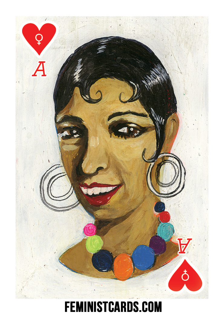 Josephine Baker by Martha Rich