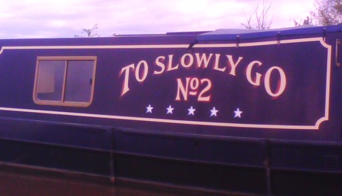 More cute boat names.