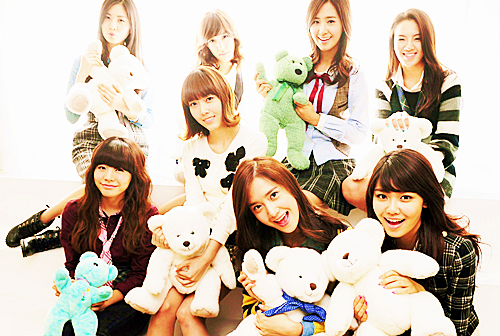 42/50 pictures of Girls' Generation