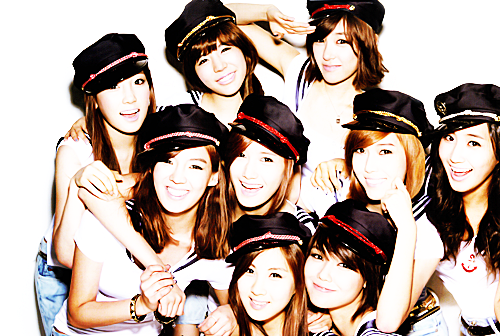44/50 pictures of Girls' Generation