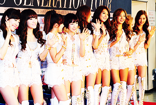 49/50 pictures of Girls' Generation