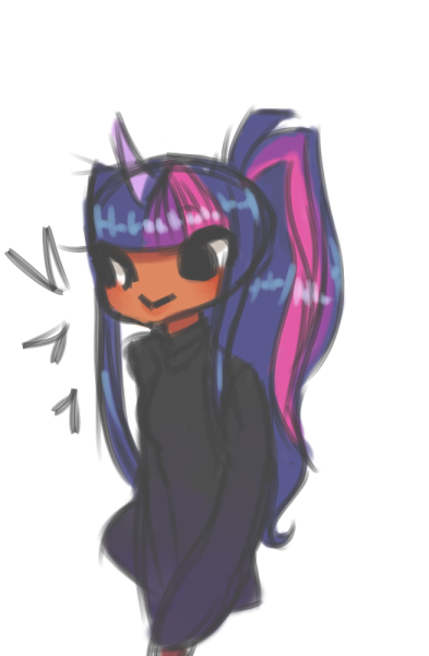 I doodled a mini Twilight