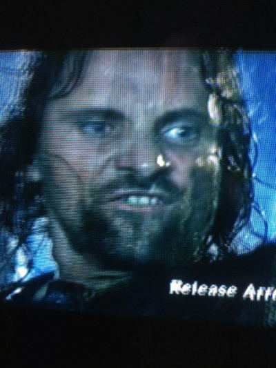 Aragorn - The Two Towers