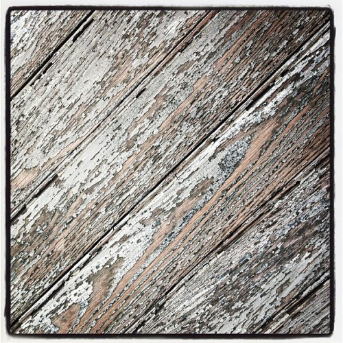 Weathered third floor loft door #studio #urban #iphone #bridgeport #ct #industrial #305knowlton #woodgrain #wood #weathered (Taken with instagram)