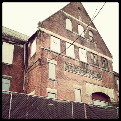 Public school no. 6  (Taken with Instagram at Newburgh, NY)