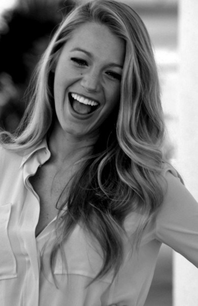 Blake Lively is and will always be my girl crush!!!