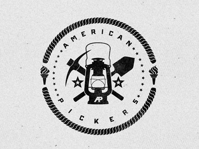 visualgraphic:  American Pickers