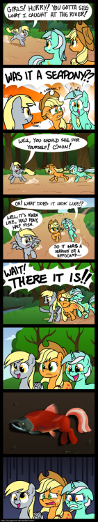 Shoo Be Derp by *Zicygomar Possibly the best pony comic of all time.