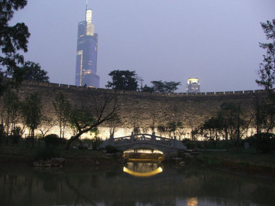 09/13 Cities of China series (continued) Nanjing was one of the earliest established cities in what is now China, and has a prominent place in Chinese history and culture, having been the capital on several occasions. In 1937, Japan invaded China, beginning the Second Sino-Japanese War (often considered a theater of World War II). Their troops occupied Nanjing in December and carried out the systematic and brutal Nanjing massacre. Over a six-week period, hundreds of thousands of Chinese civilians and disarmed soldiers were murdered by soldiers of the Imperial Japanese Army. Widespread rape and looting occurred. Historians and witnesses have estimated that 300,000 to 350,000 people were killed. The event remains a contentious political issue, as various aspects of it have been disputed by some historical revisionists and Japanese nationalists, who have claimed that massacre has been either exaggerated or wholly fabricated for propaganda purposes. As a result of the nationalist efforts to deny or rationalize the war crimes, the controversy surrounding the massacre remains a stumbling block in Sino-Japanese relations, as well as Japanese relations with other Asia-Pacific nations such as South Korea and the Philippines. The capital of Jiangsu province, Nanjing has an urban population of 6,852,984.