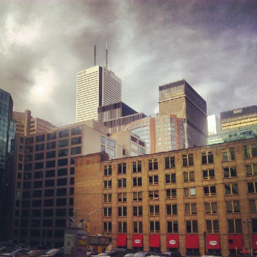 #toronto  (Taken with instagram)
