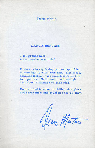 "parislemon:  The ""Sinatra Burgers"" letter is even better when you see what it was in response to…  (via @gentry)"
