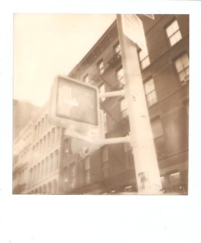 New York 2011 (polaroid)