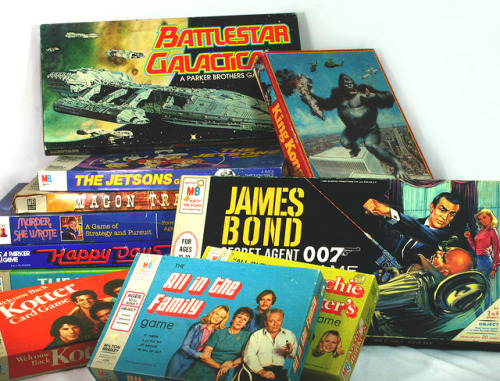 Source: A Collection a Day #55 - Pop culture board games | Flickr - Fotosharing!