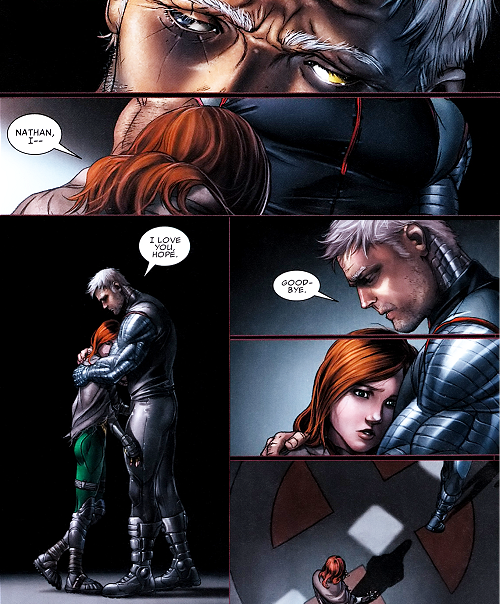 fycomicbookfriendships:  X-Force v3 #27