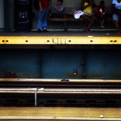 Kill. #brooklyn (Taken with instagram)