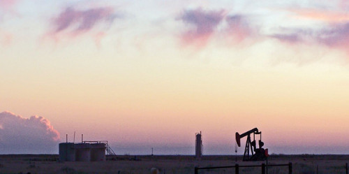 tortugajoe:  odessa, texas oil field by david w. pearcy, Beautiful Lawns of Wa. on Flickr.