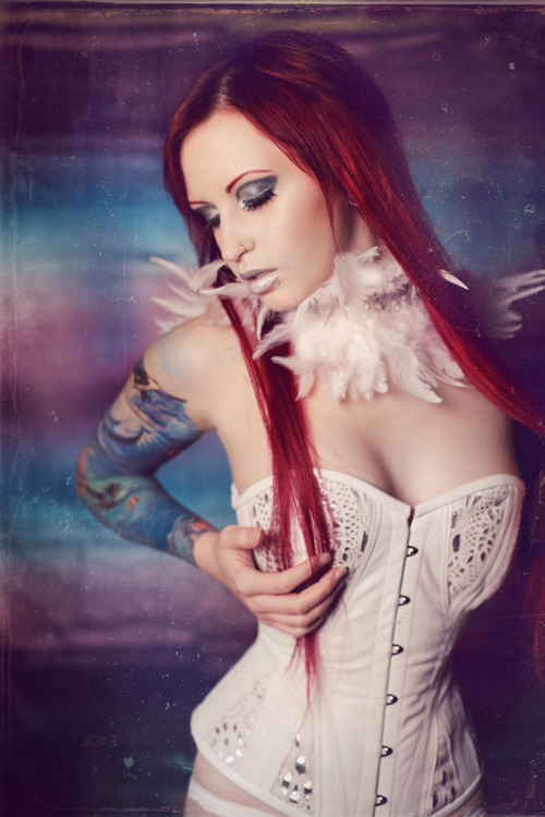 alt-beauty:  Jesse Danger by WinterWolf Studios