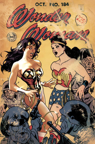 Wonder Woman 184 by ~AdamHughes