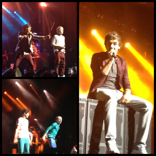 One Direction at the Beacon Theatre