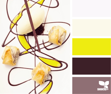Color palette sourced from the amazing website design seeds