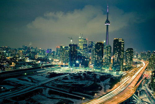 Lights… Camera… Toronto! by tomms on Flickr.