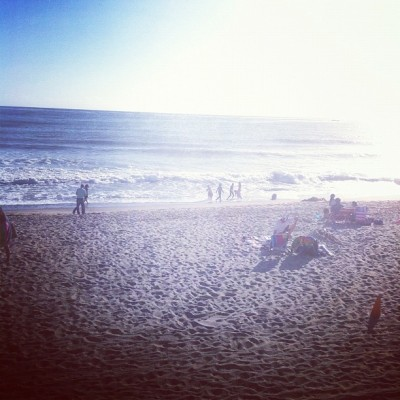 Life's a beach #socal #fromwhereistand #beach #pacificocean (Taken with Instagram at Califia State Beach)