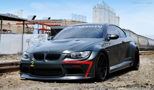 such a beastly machine! [M3OTD] be sure to follow for more daily M3 posts!