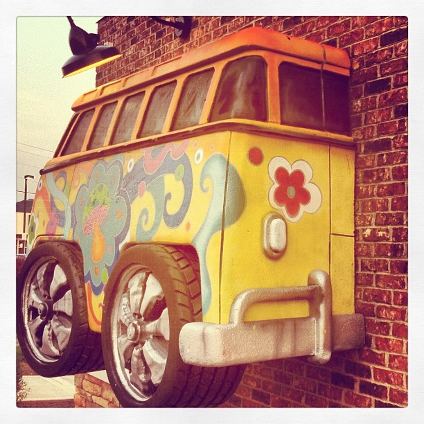 #mellow #mystery #machine (Taken with instagram)