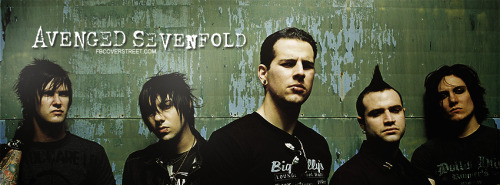 Avenged Sevenfold Facebook Covers