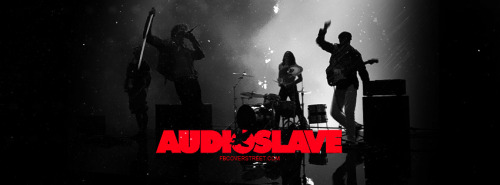 Audioslave Facebook Covers