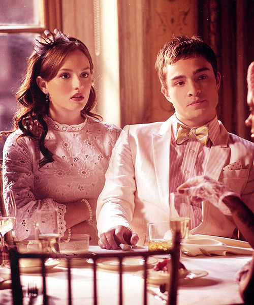 40/100 pictures of Chuck and Blair