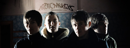 Arctic Monkeys Facebook Covers