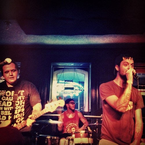 @WeAreTrpphies ep release was nuts. @timmymcgrath (Taken with instagram)