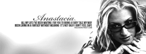 Anastacia Facebook Covers